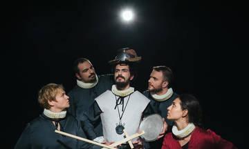 Δον Κιχώτης, του Μιχαήλ Θερβάντες στο Μικρό Θέατρο Μονής Λαζαριστών