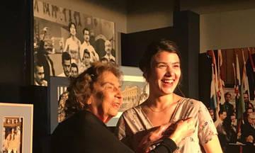 Στην Ιωάννα Κολλιοπούλου το Βραβείο Μελίνα Μερκούρη 2018