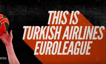 Εντυπωσιακό το promo της EuroLeague για τα playoffs! (vid)