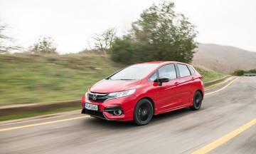 Από 15.110 ευρώ το ανανεωμένο Honda Jazz
