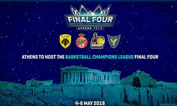 Οι διαιτητές στο Final-4 του Champions League