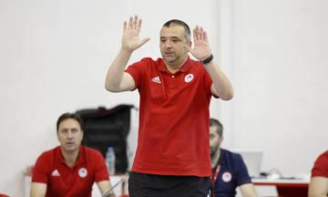 Κοβάτσεβιτς: «Κάναμε το πρώτο βήμα»