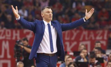 Γιασικεβίτσιους: «Ο Σπανούλης είναι πάντα ανταγωνιστικός»