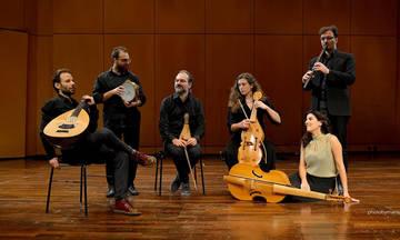 «Οι Τροβαδούροι της Θεσσαλονίκης» στο Ωδείο Αθηνών