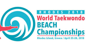 H  Ρόδος αγκαλιάζει το World Taekwondo Beach Championships