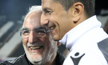 """Λουτσέσκου: """"Γιατί γιορτάζει η ΑΕΚ; Μας έκλεψαν το πρωτάθλημα"""""""