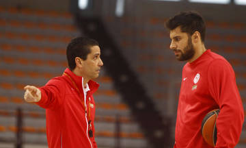 Σφαιρόπουλος: «Θα ξέρουμε αύριο για Πρίντεζη»