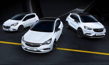 Opel Black Edition: Αποκτήστε τα με επιτόκιο 2,9%