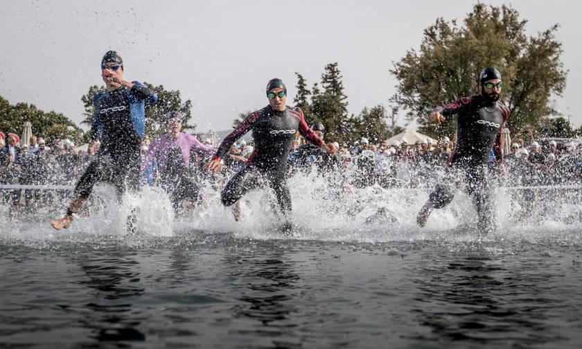 Όλα έτοιμα για το XTERRA Greece OffRoad Triathlon World Championship