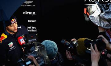 F1: Ricciardo και Ferrari