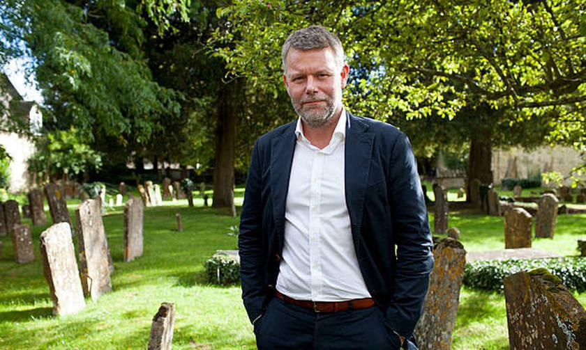 Ο Σουηδός συγγραφέας Arne Dahl στη Θεσσαλονίκη
