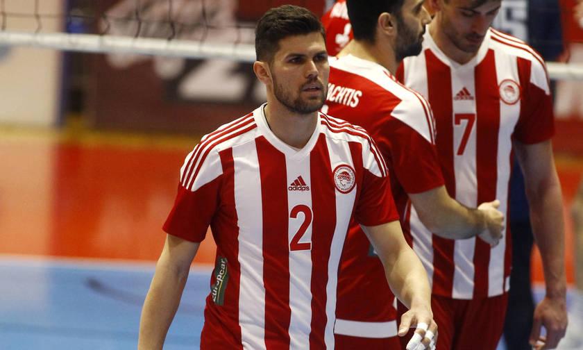 Ρουμελιωτάκης: «Αποφασισμένοι για το 2-0»