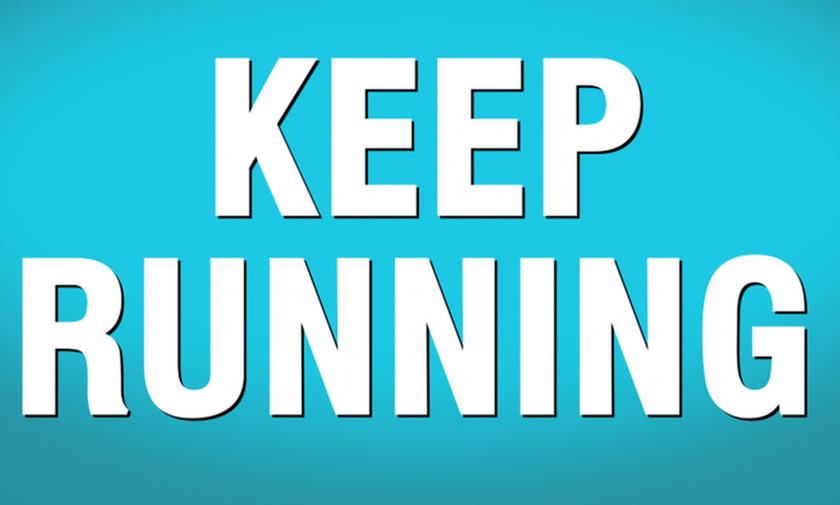 O Αργύρης Παπαθανασόπουλος στο Keep Running
