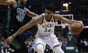 NBA: Ο Γιάνναρος το πήγε στο 3-3 (vid)