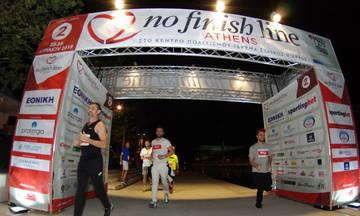 Γιώργος Καπουτζίδης και Αργύρης Αγγέλου έτρεξαν στο Nο Finish Line Athens
