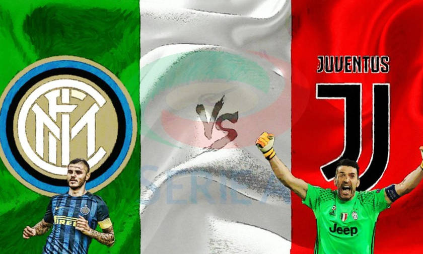 Το ντέρμπι της Ιταλίας!