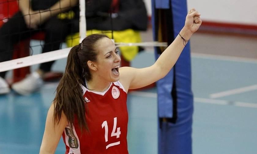 Ώρα στέψης... 19:00 - Ιστορικό τρεμπλ για τα κορίτσια του Ολυμπιακού