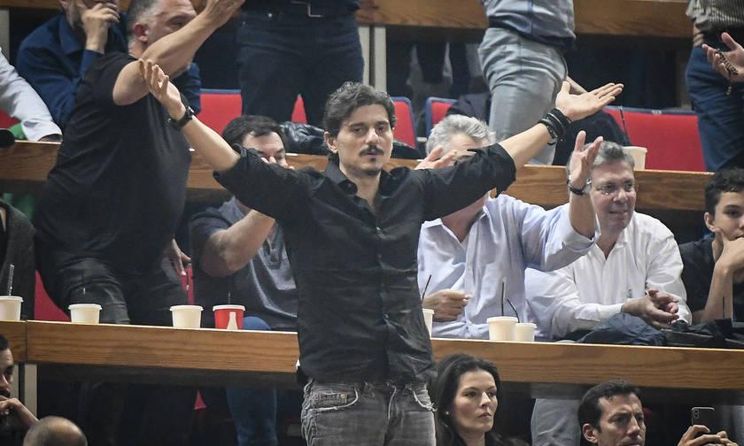 Ο Γιαννακόπουλος βρίζει χυδαία τον Μπερτομέου