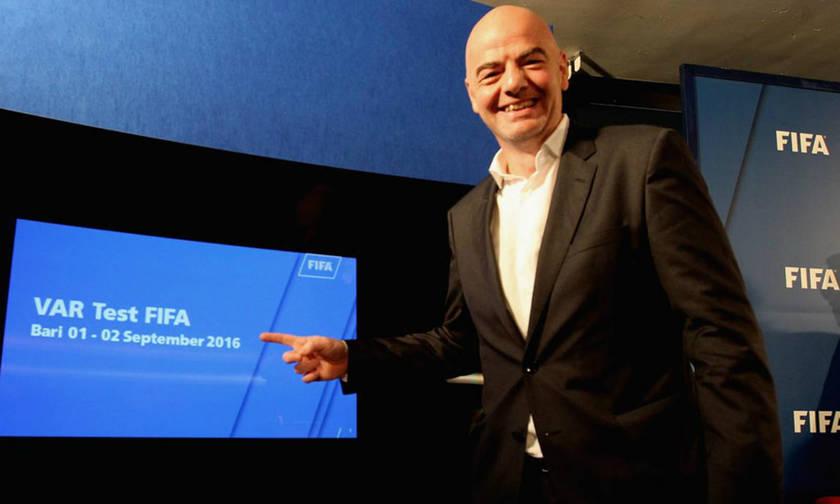 Μουντιάλ 2018: Αυτούς τους διαιτητές όρισε η FIFA για το VAR