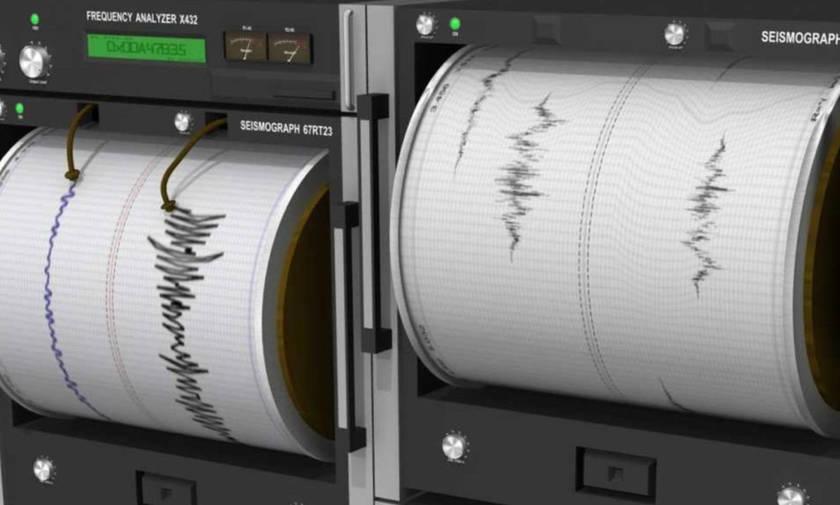 Σεισμός στη Νέα Μάκρη