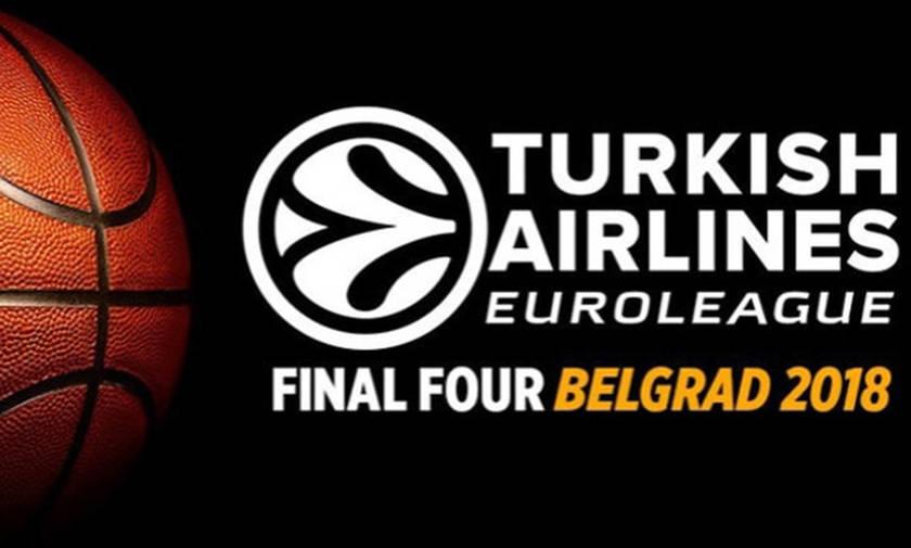 Σλούκας v Σάρας: Το πρόγραμμα των ημιτελικών στη EuroLeague