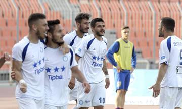 Μπαράζ Γ΄ Εθνικής: Συνεχίζει ακάθεκτος ο Ηρακλής
