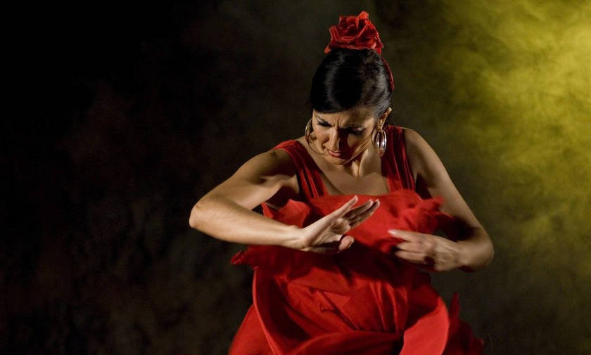 Ανδαλουσία: Παράσταση flamenco στο Μέγαρο Μουσικής Θεσσαλονίκης