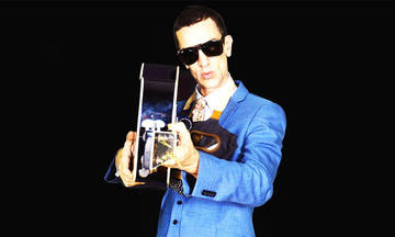 Ο Richard Ashcroft στο Release Athens 2018