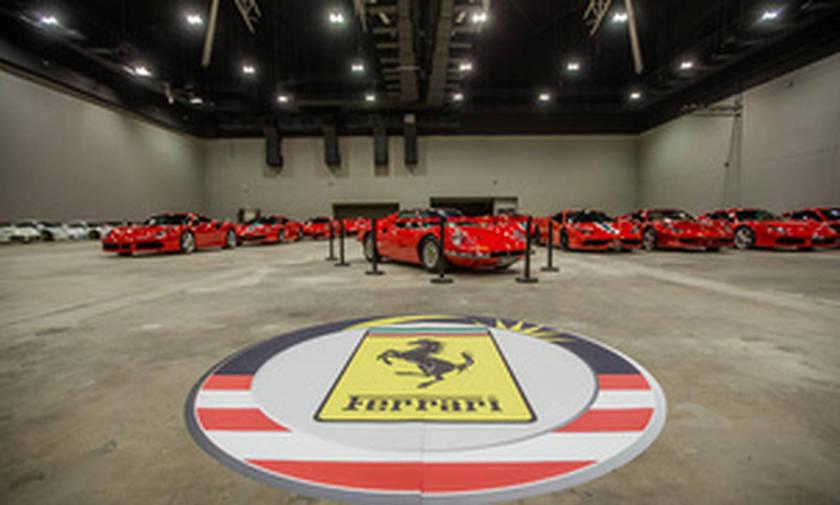 Ποια κρίση; Πουλάει τρελά η Ferrari