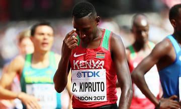 IAAF: Ντοπέ ο Κενυάτης Ασμπελ Κίπροπ