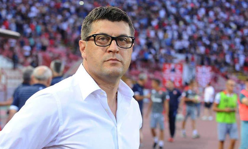 Ο Μιλόγεβιτς ανανεώνει με τον Ερυθρό Αστέρα
