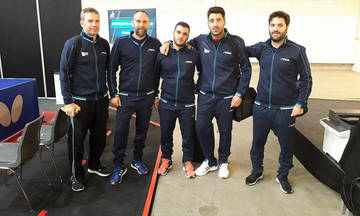 Η αποτίμηση της ελληνικής παρουσίας στο Παγκόσμιο πρωτάθλημα πινγκ πονγκ