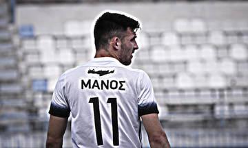 Έφτασε τα 24 με γκολάρα ο Μάνος (vid)