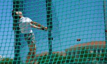 """Χ. Φραντζεσκάκης στο fosonline.gr: """"Τώρα, μια καλή θέση στο Παγκόσμιο πρωτάθλημα"""" (vid)"""