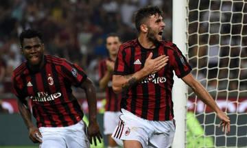 Η Μίλαν Ευρώπη, η Βερόνα Serie B
