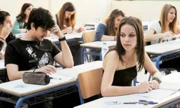 Πανελλήνιες: Αυτό είναι το πρόγραμμα των εξετάσεων