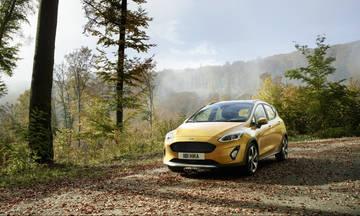 Το Ford Fiesta και σε έκδοση crossover