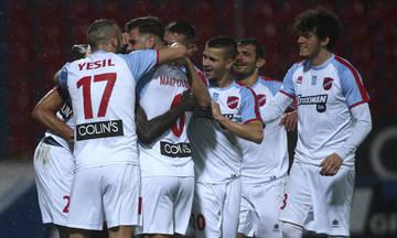 Ο Πανιώνιος 2-0 τον Λεβαδειακό: Γκολ και θέαμα στη Ν. Σμύρνη (vid)