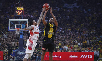 Η ΑΕΚ κατέκτησε το FIBA Champions League