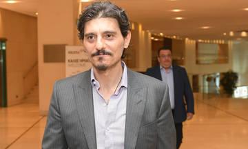 Ο Γιαννακόπουλος συνεχάρη τον Αγγελόπουλο