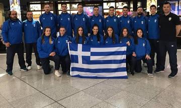 Στο Καζάν η ελληνική αποστολή του ταεκβοντό