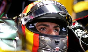 F1: Θα συνεχίσουν μαζί Sainz και Renault;