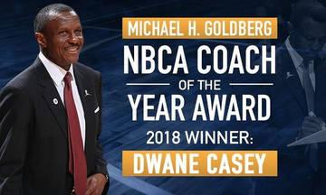 NBA: Κορυφαίος προπονητής της χρονιάς ο Κέισι
