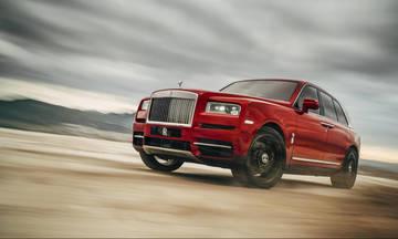 Το απόλυτο SUV: Η Rolls-Royce Cullinan!