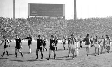 13+1 τελικοί Κυπέλλου Ελλάδος με ξένους διαιτητές