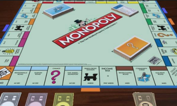 Η monopoly με τα μαργαριτάρια