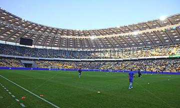 Τελικός Champions League: Η θύρα του «Ολιμπίνσκι» που βλέπει... τοίχο!