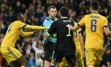 Καλείται να απολογηθεί ο Μπουφόν στην UEFA