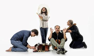 Luca Ciarla Quartet live στο Half Note Jazz Club