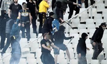 Δεκατέσσερις συλλήψεις στο ΟΑΚΑ